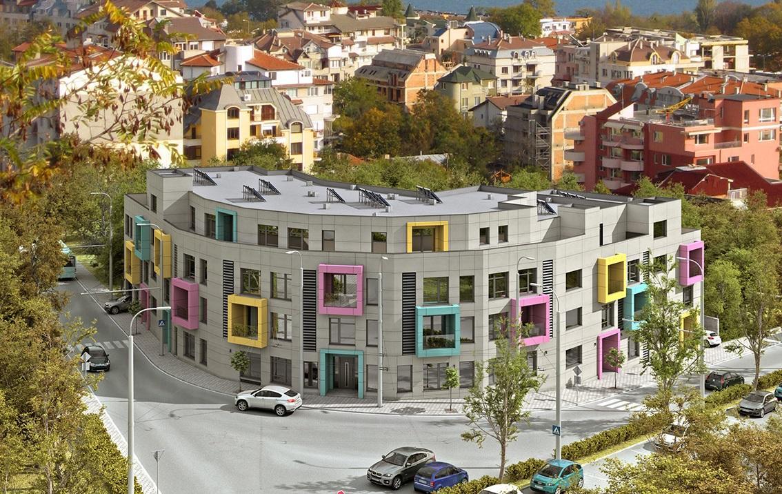 Строителство на жилищни сгради Варна