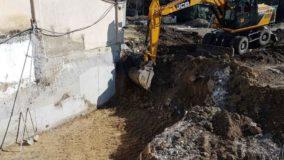 Първа копка на жилищна сграда Варна