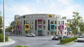 Жилищна сграда Варна