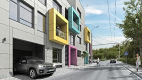 Жилищна сграда Colour Code Варна