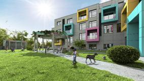Строителство на високотехнологична сграда