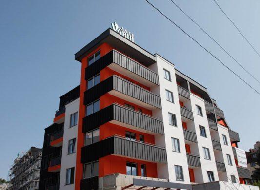 Жилищна сграда VABUL PARK – Изпълнение на вентилируеми фасади