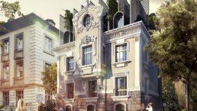 Строителство на жилищни сгради Главен градски център София