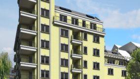 Многофамилна жилищна сграда с подземен паркинг София
