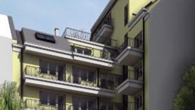 Строителство на многофамилни жилищни сгради - Възраждане София