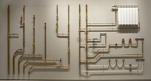 Ремонтни дейности - монтаж на сградни инсталации