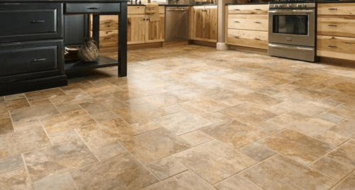 Ремонтни дейности - полагане на подови настилки