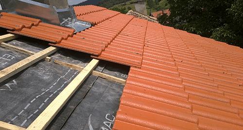 Ремонтни дейности - ремонт на покриви