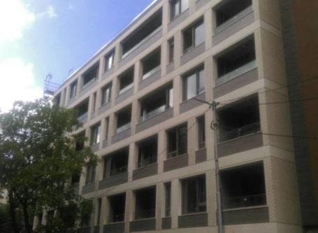 Жилищна сграда – ул. Смърч от строителна компания софия