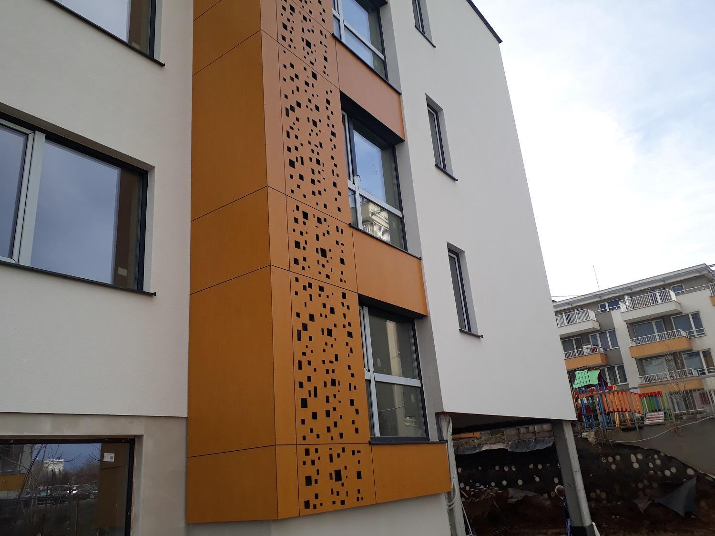 Завършен обект - Жилищни сгради - Студентски град София