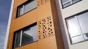 Строителство на жилищни сгради в Студентски град София