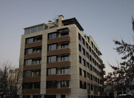 Жилищна сграда – ж.к. Гоце Делчев, гр. София - жилищно строителство софия