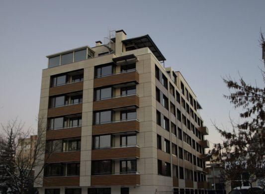 Жилищна сграда – ж.к. Гоце Делчев, гр. София