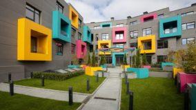 жилищна сграда colour code варна 1