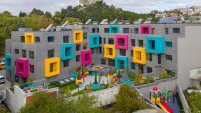 жилищна сграда colour code варна 10