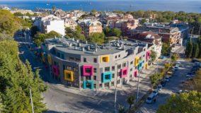 жилищна сграда colour code варна 11