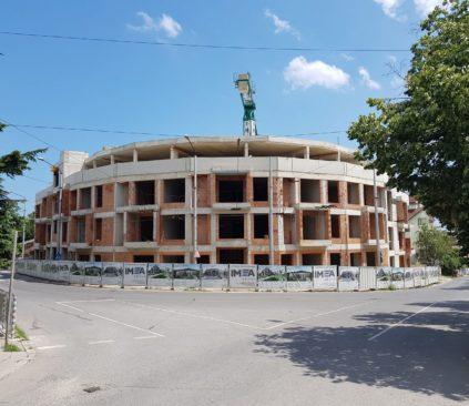 Сграда 1 на обект Colour code Варна с Акт 14