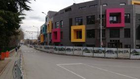 Жилищна сграда, гр. Варна