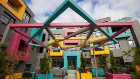 жилищна сграда colour code варна 2