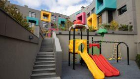 жилищна сграда colour code варна 3