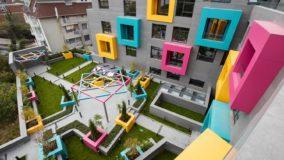 жилищна сграда colour code варна 4