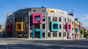 жилищна сграда colour code варна 9