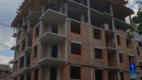 Многофамилна жилищна сграда