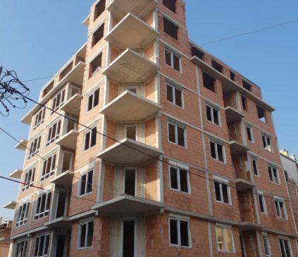 Приключен обект Жилищна сграда в кв. Зона Б-2, гр. София