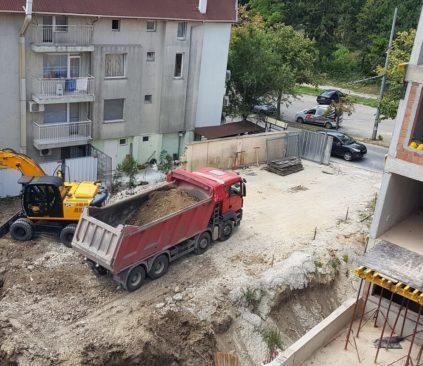 Старт на изграждането на сграда 2 на обект Colour code, гр. Варна