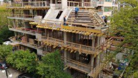 строителсто на офис сграда