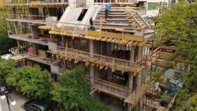 строителсто на офис сграда софия