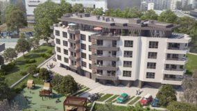 Жилищна сграда, кв. Манастирски ливади - жилищно строителство София