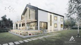 Еднофамилна жилищна сграда, с. Бистрица