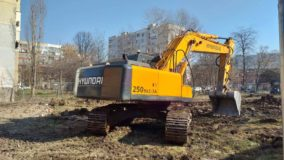 Жилищна сграда ж.к. Фондови жилища, гр. София