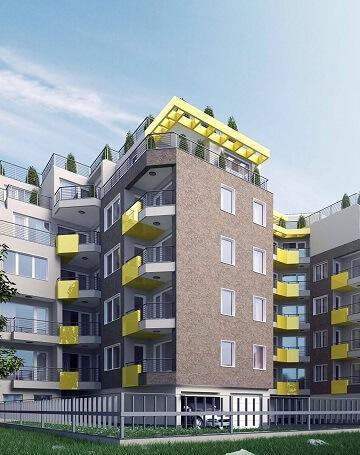 Строителна фирма за жилищни сгради